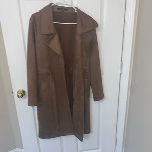 Chestnut coat